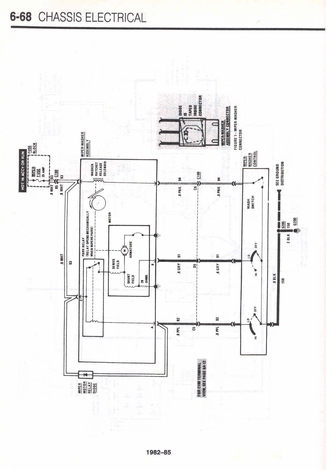 Automatic Choke Wiring Diagram Trusted Electric Oil Gauge Wire Diagrams 84 Caprice Electrical Work Pressure
