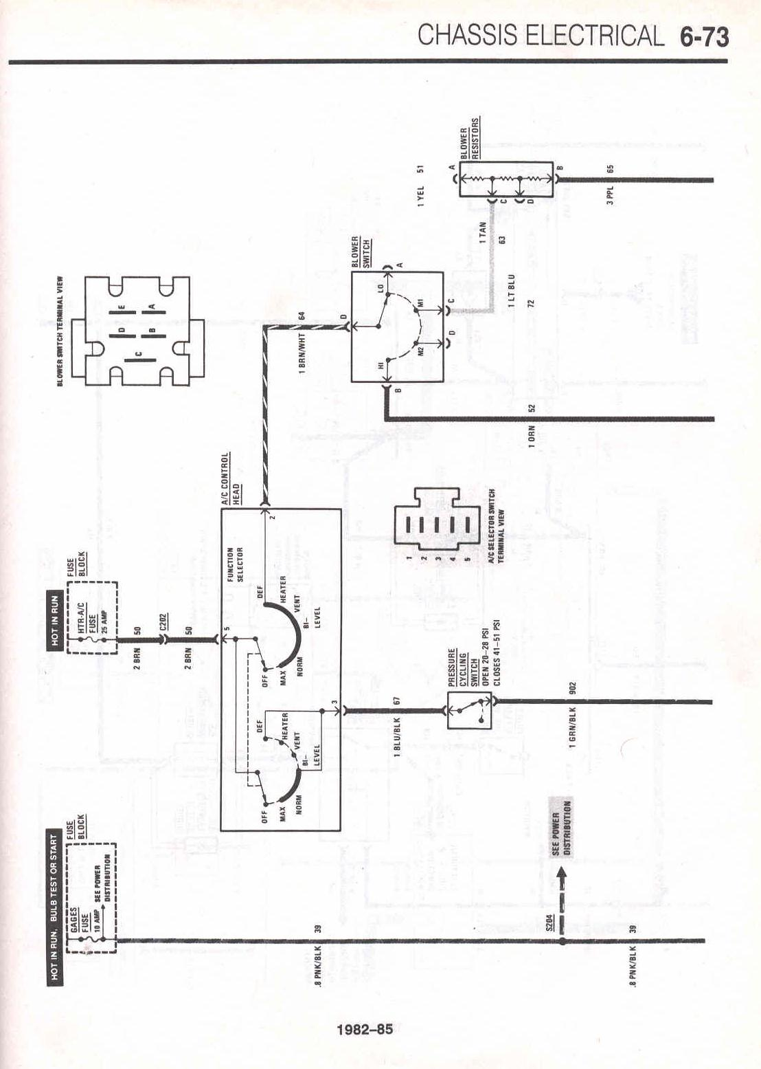 85 camaro headlight wiring diagram 85 camaro distributor wiring diagram