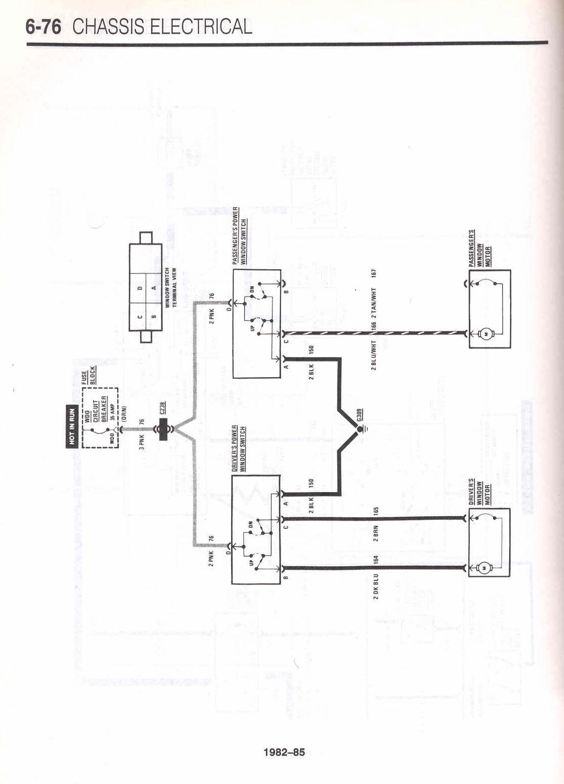 wire diagram 1978 chevy camaro