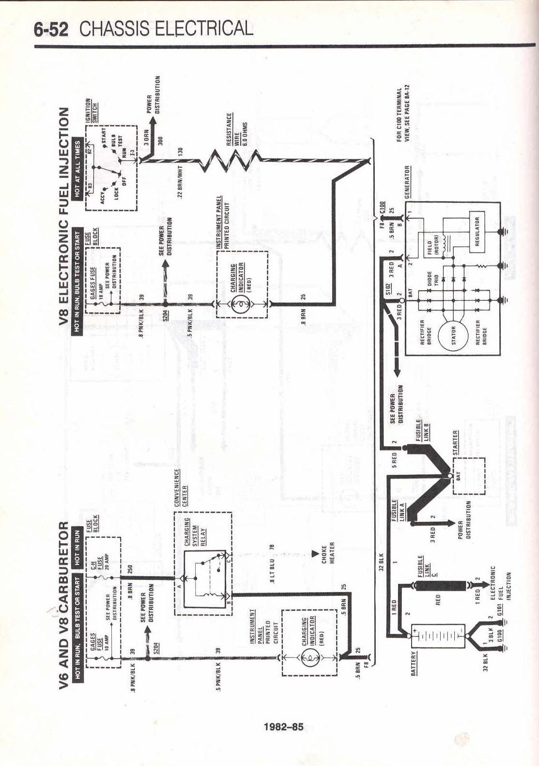 4 wire chevy alternator wiring diagram truck 82 chevy alternator wiring diagram car info