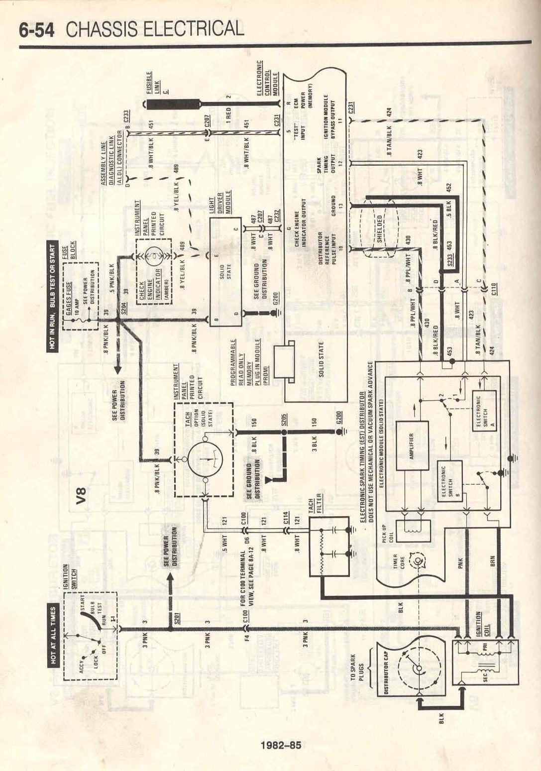 82 camaro wiring diagram car info 82 corvette wiring diagram #6