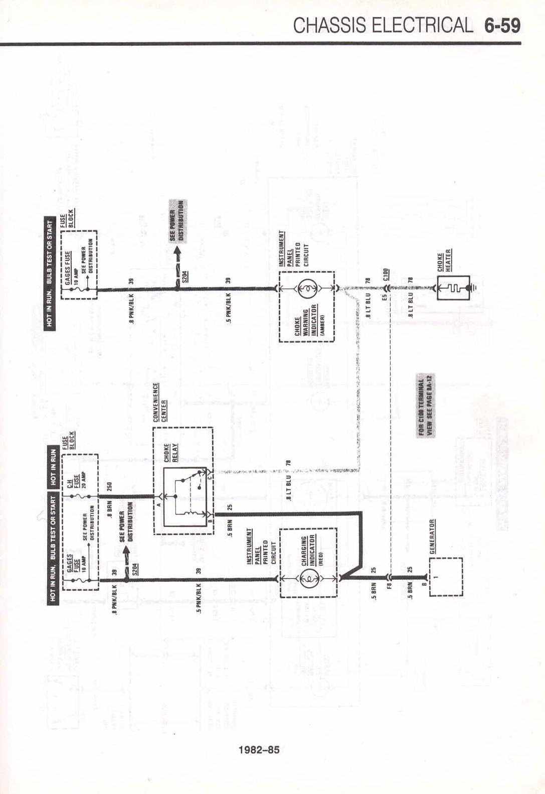 85 k5 wiper switch wiring diagram  85  get free image